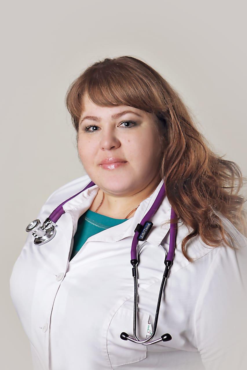 Саушкина Елена Владимировна